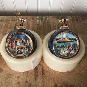 4. Disney Ornaments